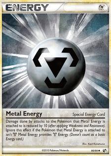 Metal Energy (UD 80)