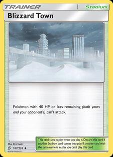 Blizzard Town (UNM 187)