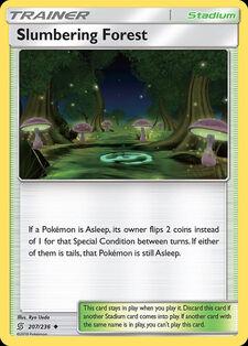 Slumbering Forest (UNM 207)