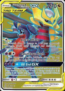 Garchomp & Giratina-GX (UNM 228)