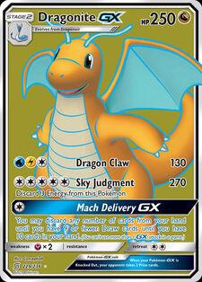 Dragonite-GX (UNM 229)