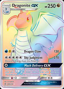 Dragonite-GX (UNM 248)