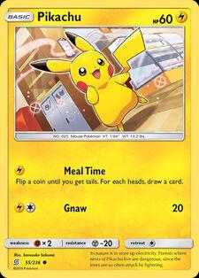 Pikachu (UNM 55)