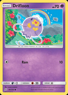 Drifloon (UNM 80)