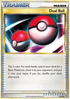 Dual Ball (UL 72)