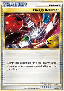 Energy Returner (UL 74)