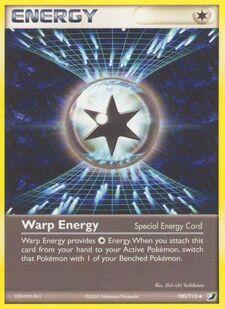 Warp Energy (UF 100)