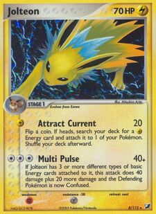 Jolteon (UF 8)