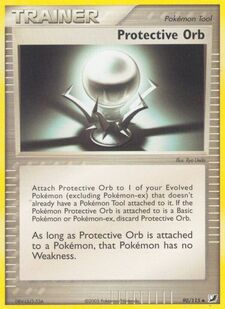 Protective Orb (UF 90)