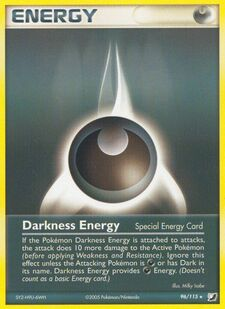Darkness Energy (UF 96)