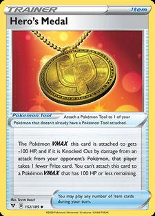 Hero's Medal (VIV 152)