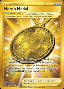 Hero's Medal (VIV 201)