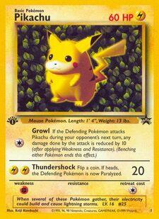 Pikachu (WBSP 1)