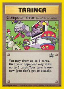 Computer Error (WBSP 16)
