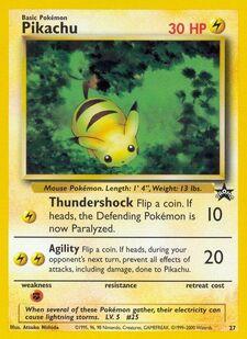 Pikachu (WBSP 27)