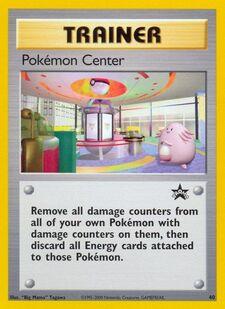 Pokémon Center (WBSP 40)