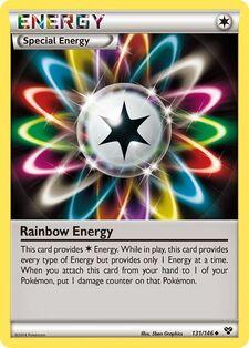 Rainbow Energy (XY 131)