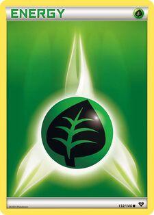 Grass Energy (XY 132)