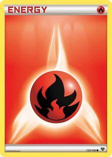 Fire Energy (XY 133)