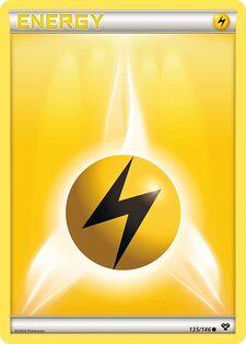Lightning Energy (XY 135)