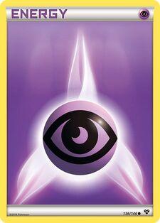 Psychic Energy (XY 136)