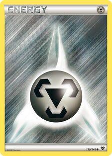 Metal Energy (XY 139)