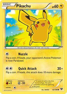 Pikachu (XY 42)