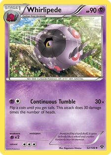 Whirlipede (XY 52)