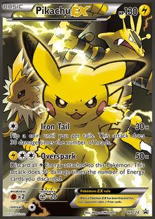 Pikachu-EX (XYP XY124)