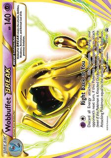 Wobbuffet BREAK (XYP XY155)