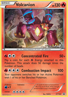 Volcanion (XYP XY164)