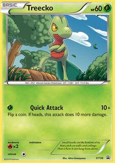 Treecko (XYP XY36)